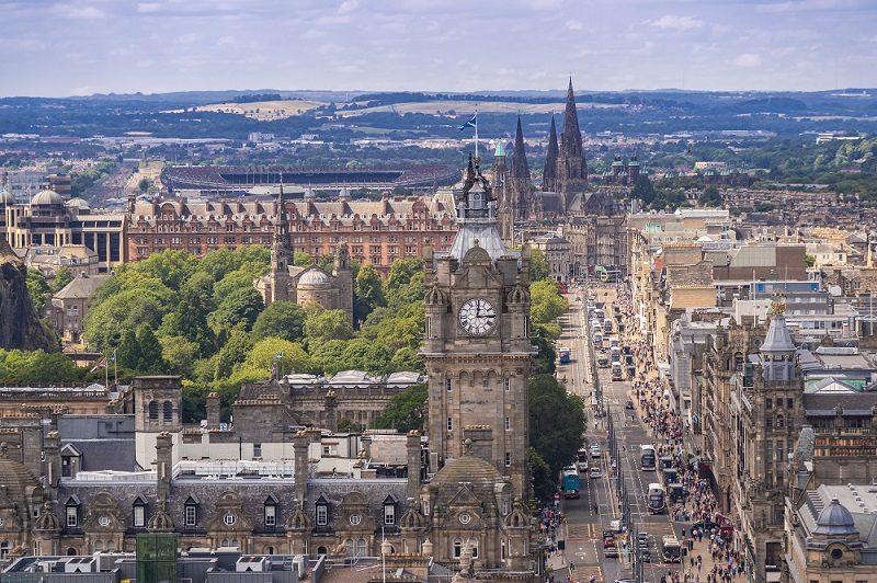Edinburgh City Break