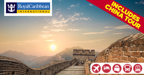 9-NIGHT CHINA TOUR WITH CRUISE TO JAPAN
