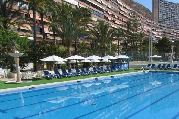Hotel Albahia Alicante 01