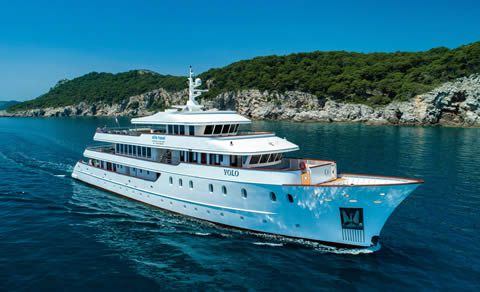 MS YOLO Adriatic Cruise