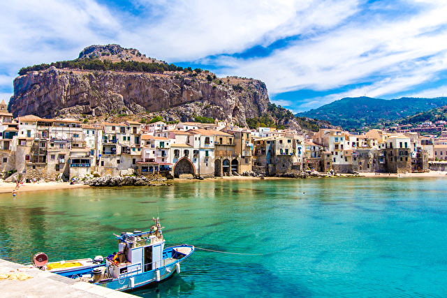 Italy & Best of Greek Islands