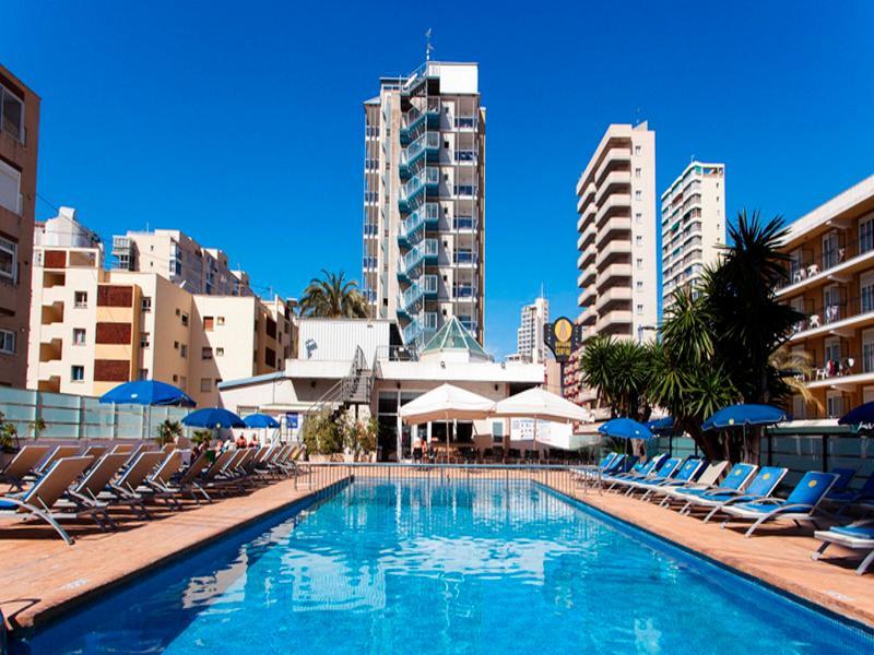 Benidorm Hotels   Cheap Hotels   Cheap Packages