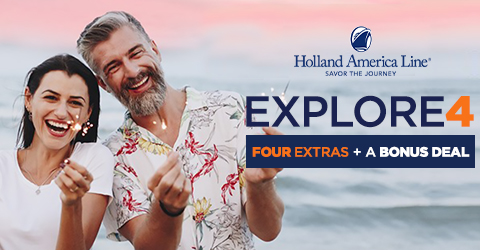EXPLORE4: FOUR EXTRAS + BONUS DEAL