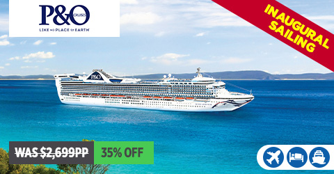 FLY/STAY/CRUISE FR $105PP/DAY!