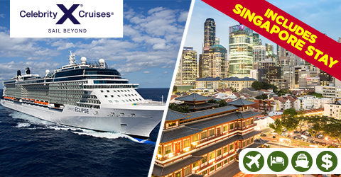 LUXURY SINGAPORE TO SYDNEY