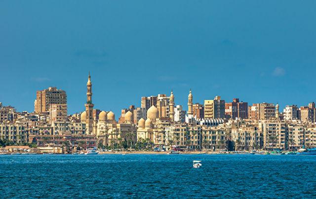 Mumbai to Mediterranean Passage