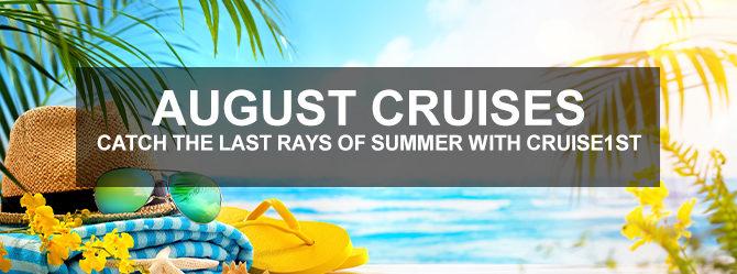 couple on cruise ship deck