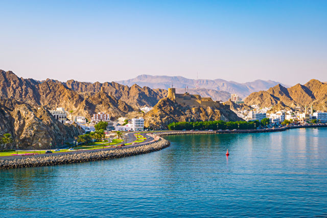 Oman & United Arab Emirates