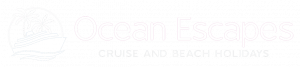 Ocean Escapes Logo Landscape