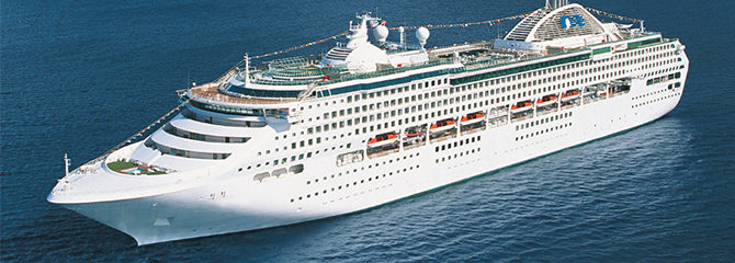 Princess Cruise Line Dawn Princess