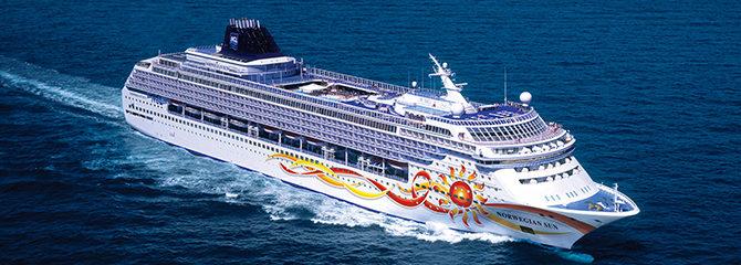 Norwegian Cruise Line Sun Ship