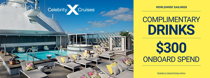 Celebrity Cruises 2019/2020 Deals & Packages | Cruise1st