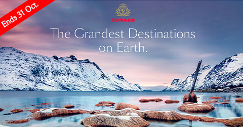 GRANDEST DESTINATIONS ON EARTH