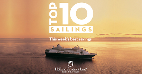 Holland America Cruise Line Deals & Packages