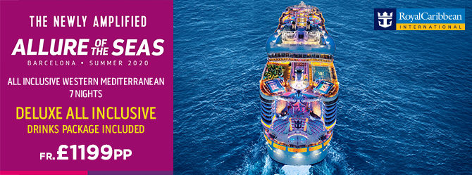 Cruises & Cruise Holidays 2019, 2020 & 2021 | Cruise1st