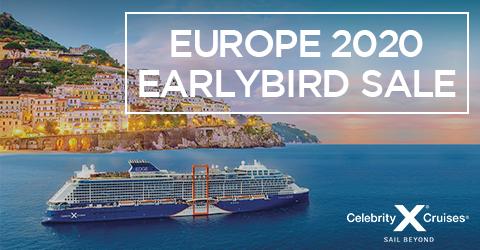 EUROPE EARLYBIRD SALE