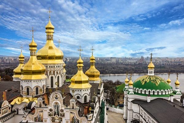 The Heart of the Ukraine