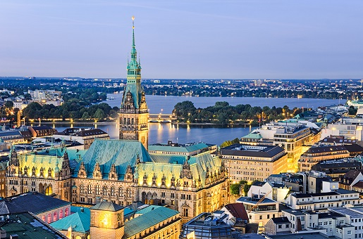 Journey to Hamburg Cruise & Stay
