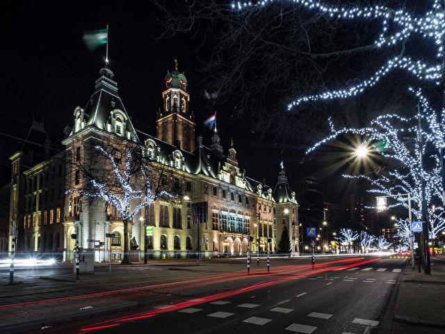 Christmas Market, Rotterdam & Antwerp