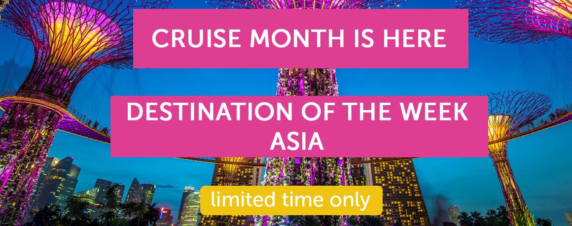 Cruise Month
