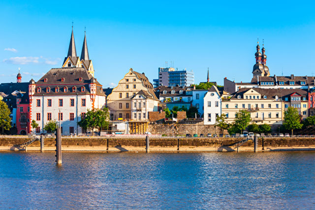 Castles and Fables of the Rhine