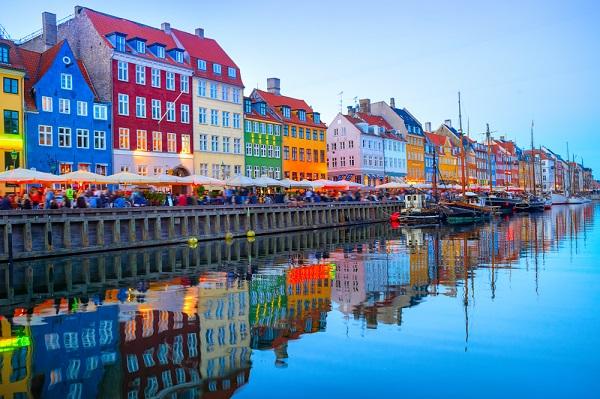Scandinavian Cities