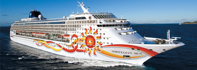 Norwegian Cruise Line Sun Ship
