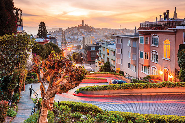 San Francisco with a Taste of Mexico