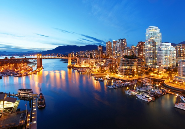 Vancouver with Independence Day Celebration