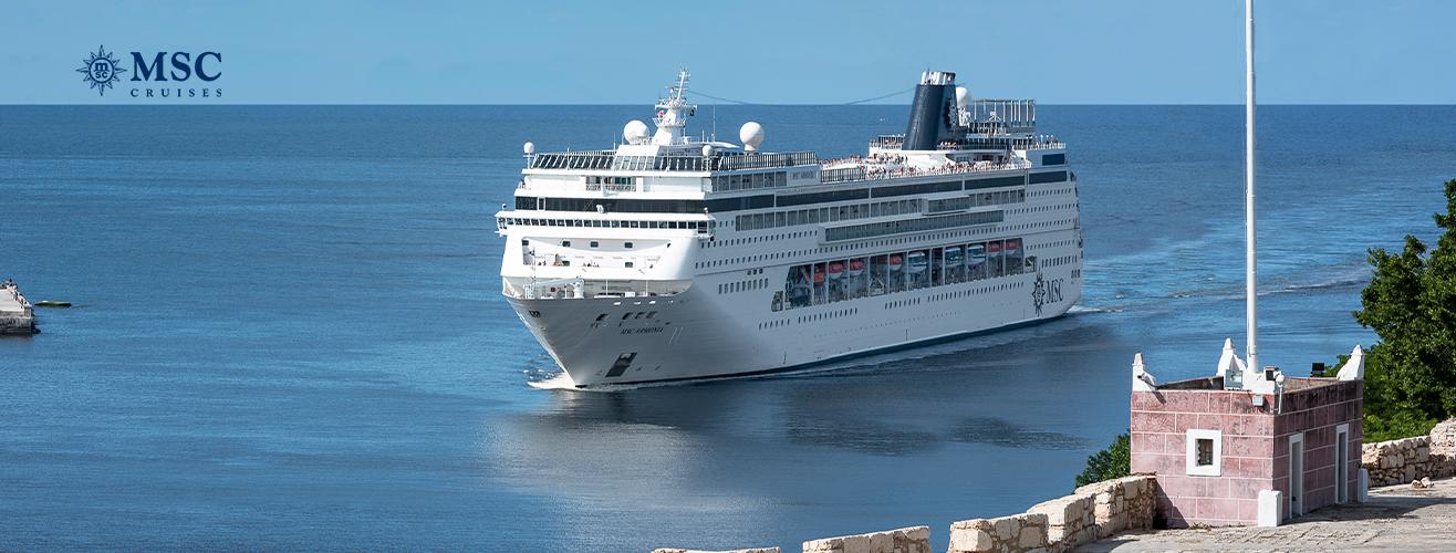 MSC Armonia cruise ship
