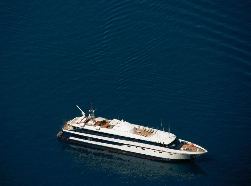 M/Y Harmony G Cruise
