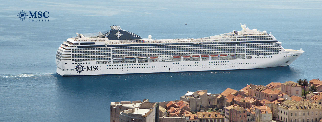 MSC Musica cruise ship