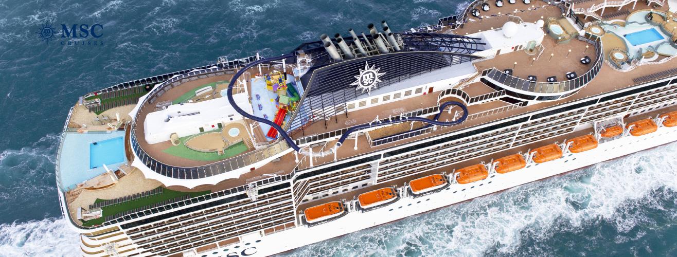 MSC Preziosa cruise ship