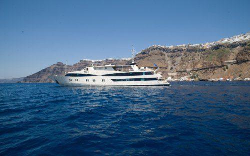 M/Y Harmony V Cruise