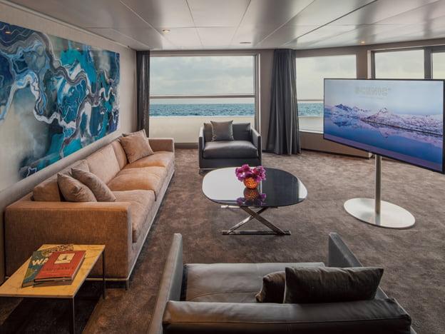 Owner's Penthouse Suites en Scenic Eclipse
