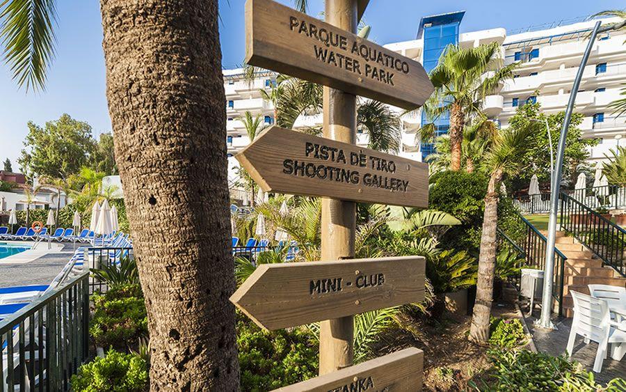 Globales Los Patos Park Hotel