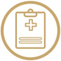 Evaluación médica y test