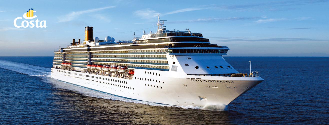 Costa Mediterranea cruise ship