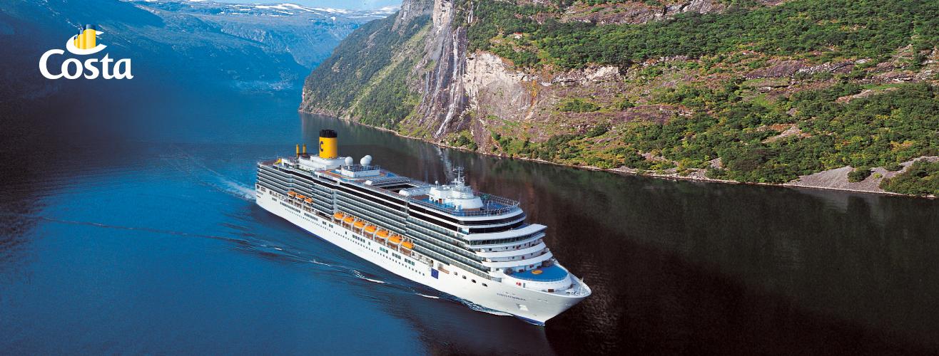 Costa Cruises Cruise Ships - Cruise1st Australia