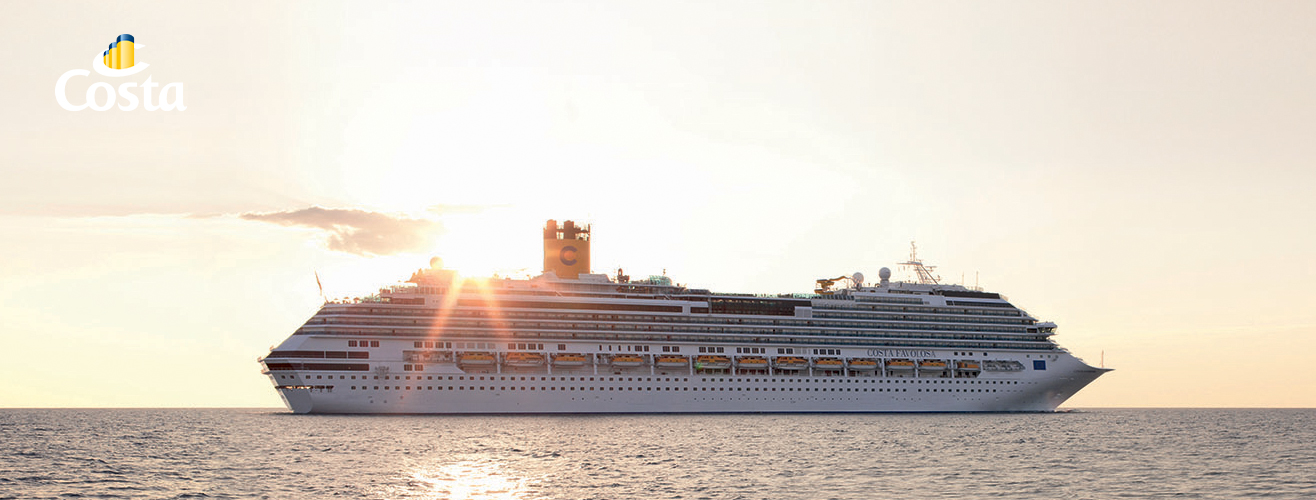 Costa Favolosa cruise ship
