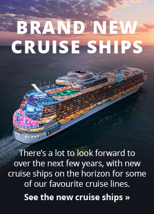 see the new ships 2020
