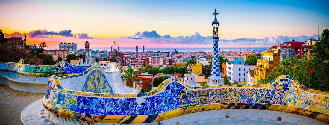 Barcelona Landing Page