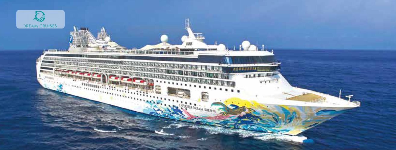 Dream Cruises Cruise Ships - Cruise1st Australia