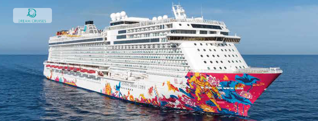 Genting Dream cruise ship