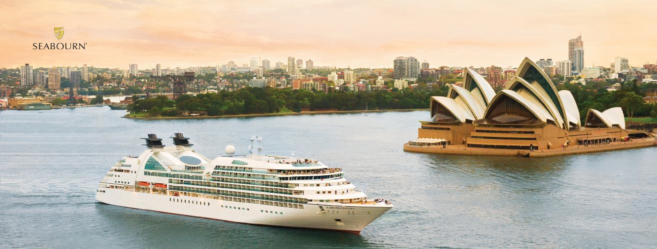 Seabourn Cruise Line Cruise Ships - Cruise1st Australia