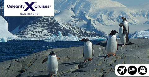 LUXURY ANTARCTICA HOLIDAY