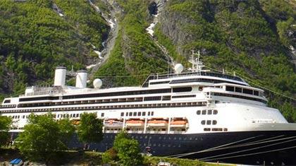 Fred Olsen New Ship Borealis
