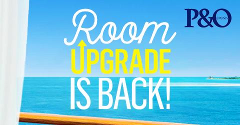 ROOM UPGRADES IS BACK!