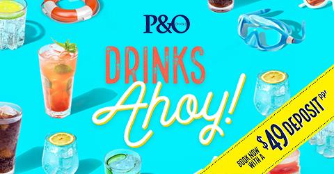 DRINKS AHOY SALE