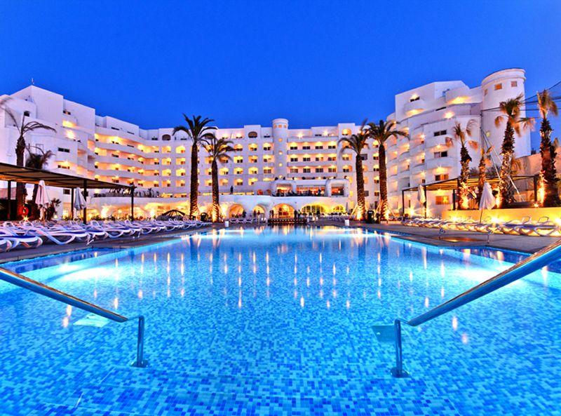 Db San Antonio Hotel And Spa Qawra Malta Cyplon Holidays